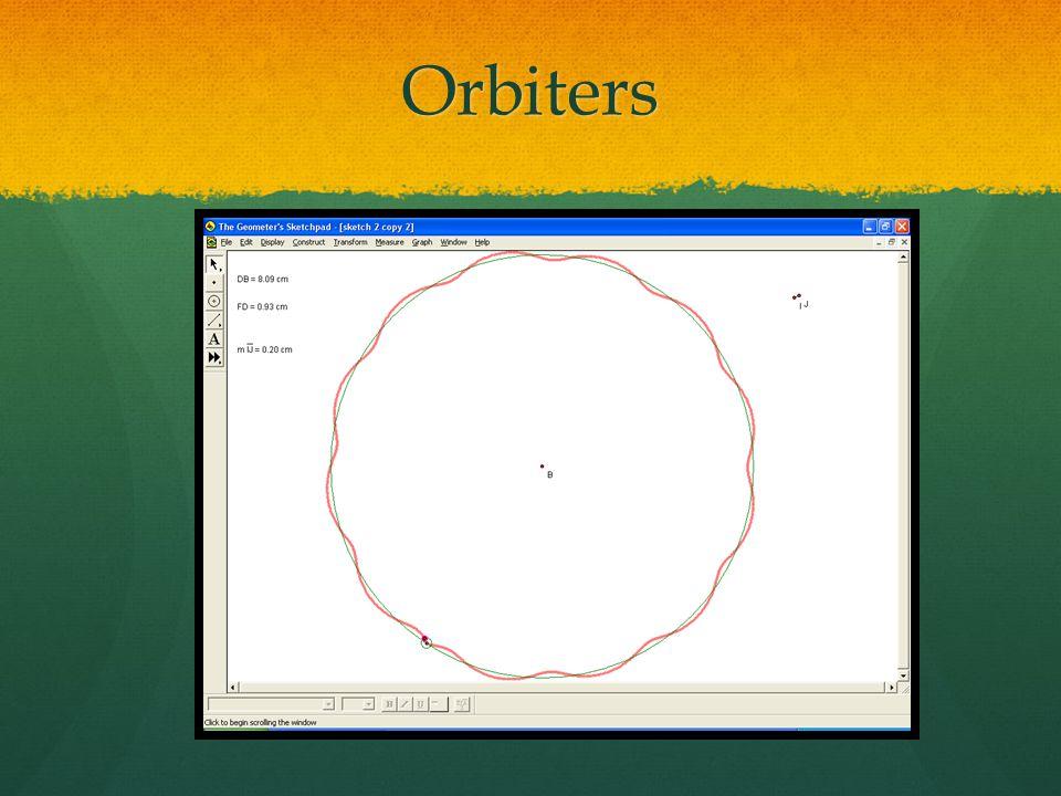 Orbiters
