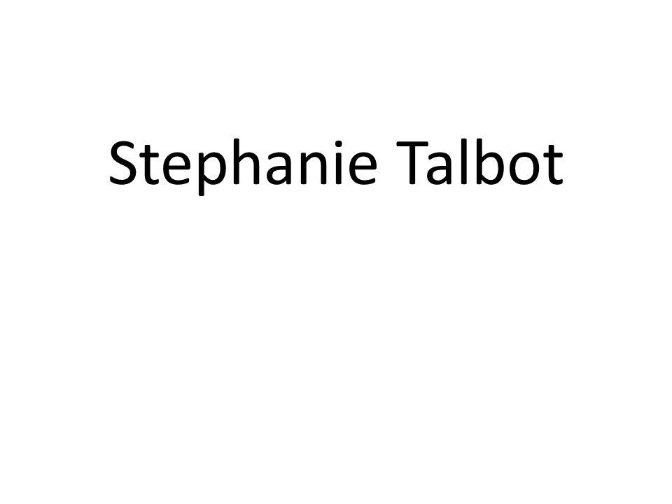 Stephanie Talbot