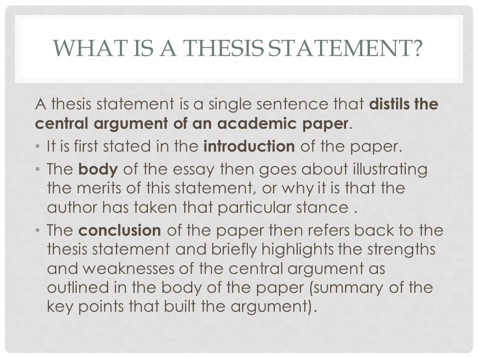 how is a persuasive thesis statement different from a descriptive thesis statement So which reasons for divorce can you look to in formulating your thesis statement on divorce differing goalswe wanted different examples of a descriptive.