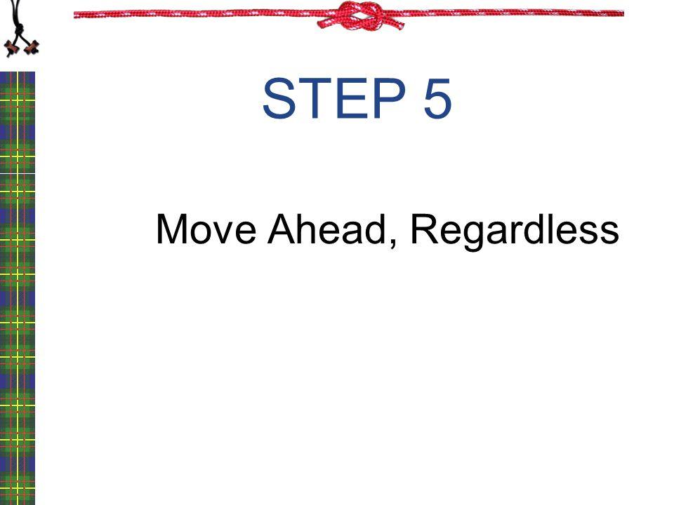 19 Establish Urgency. STEP 4