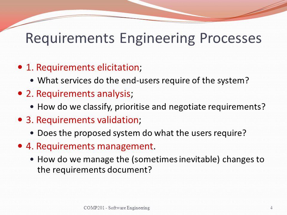 ATM Scenario (1) 35COMP201 - Software Engineering