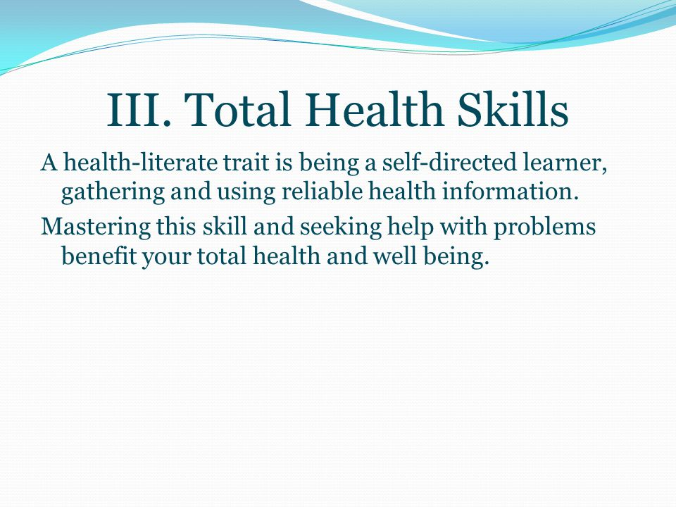 2. Stress Management Skills When stress threatens to become overwhelming, try these strategies: a.