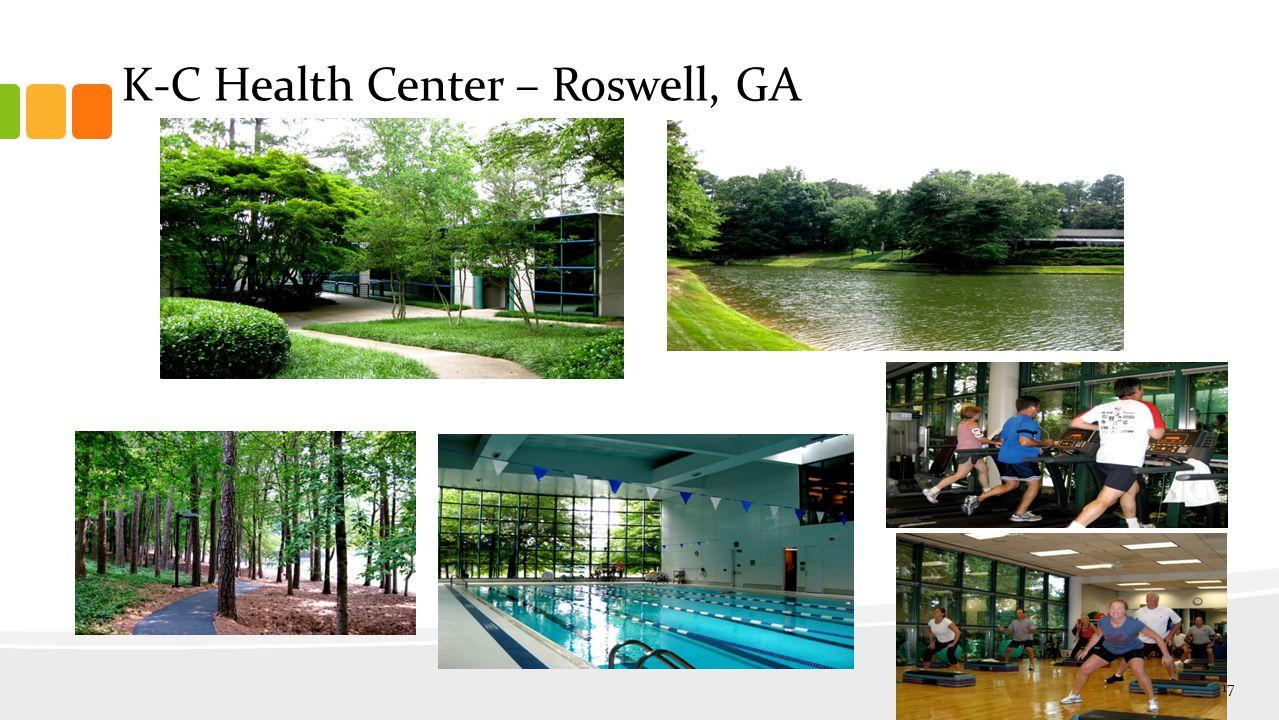 K-C Health Center – Roswell, GA 17