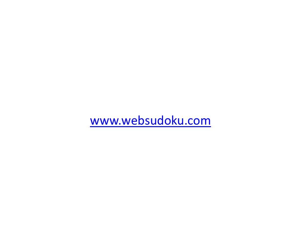 www.websudoku.com