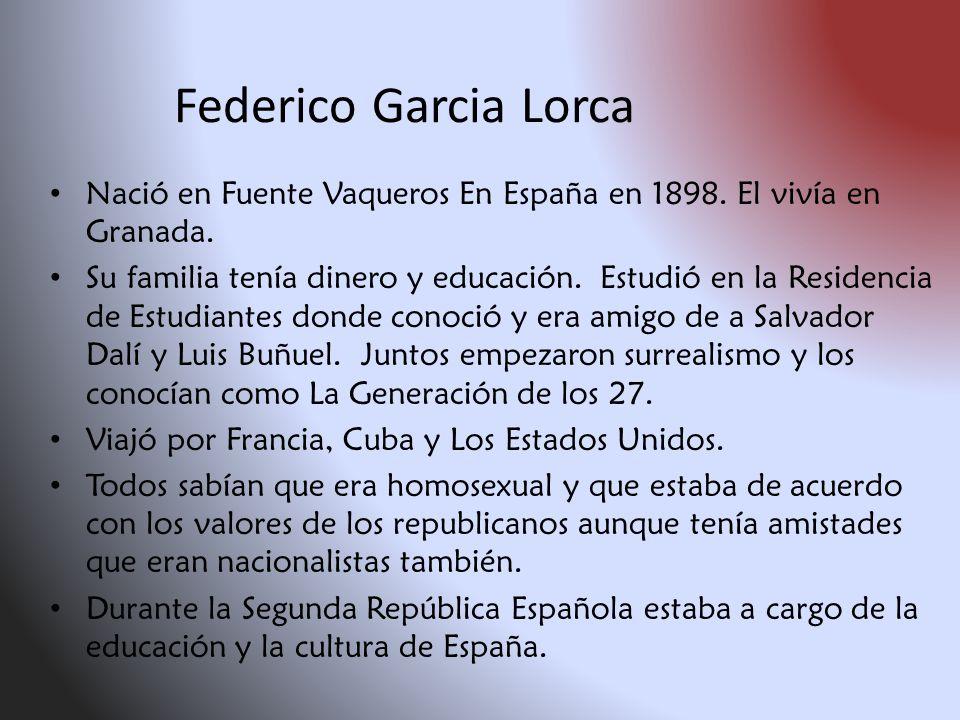 El Duende de Federico Garcia Lorca Cogida y Muerte Llanto para Igancio Sanches Mejías