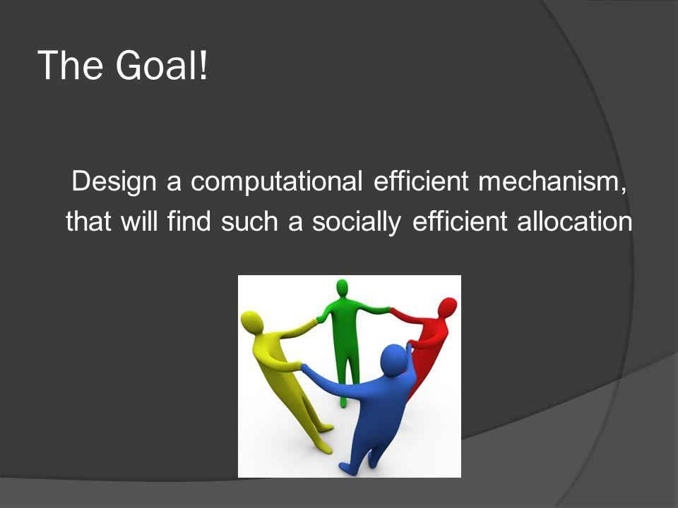 The Goal.