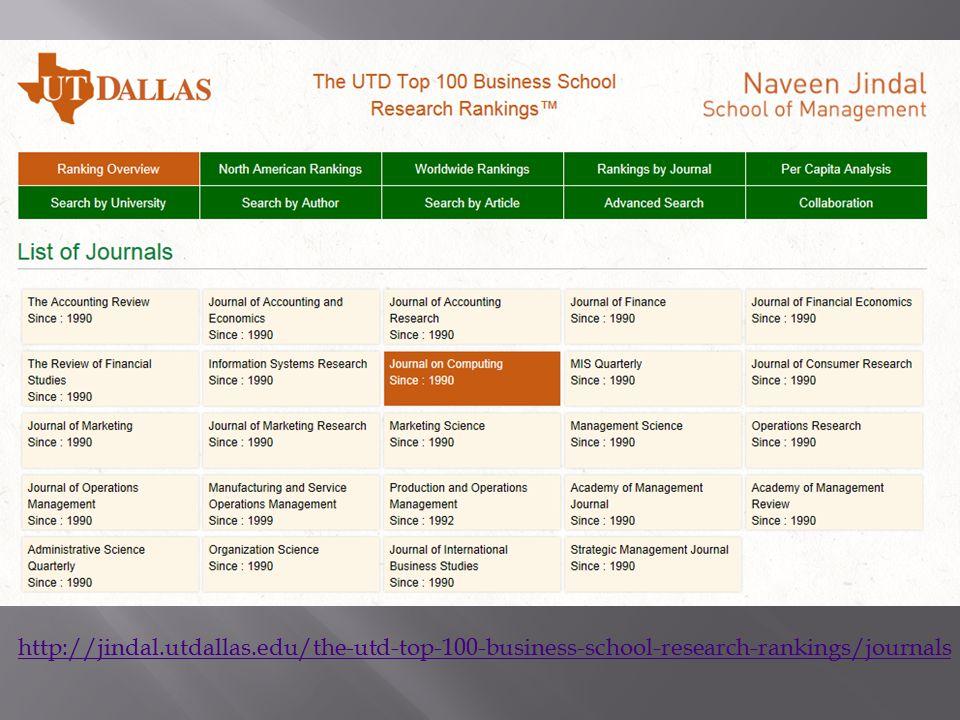 http://jindal.utdallas.edu/the-utd-top-100-business-school-research-rankings/journals