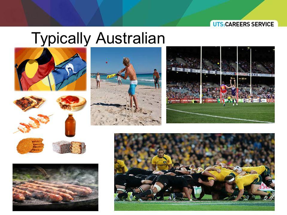 Typically Australian