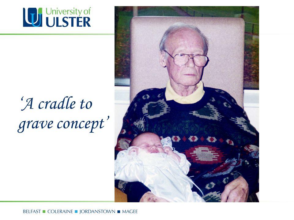 'A cradle to grave concept'