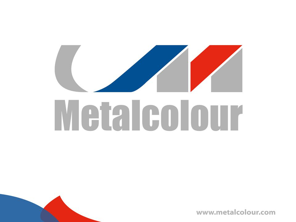Doors for interior or exterior use Producers of metal doors for interior or exterior use rely on Metalcolour.