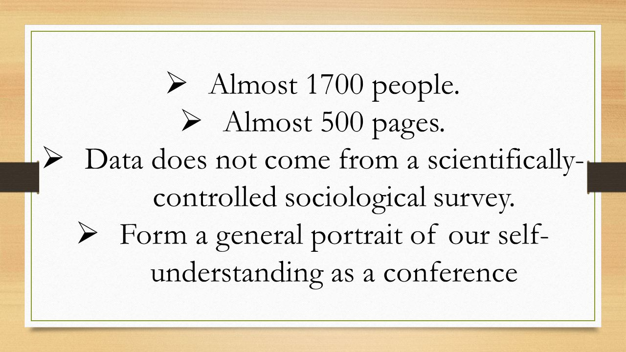  Almost 1700 people.  Almost 500 pages.