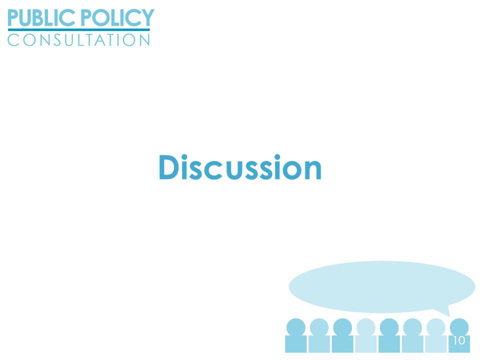 Discussion 10
