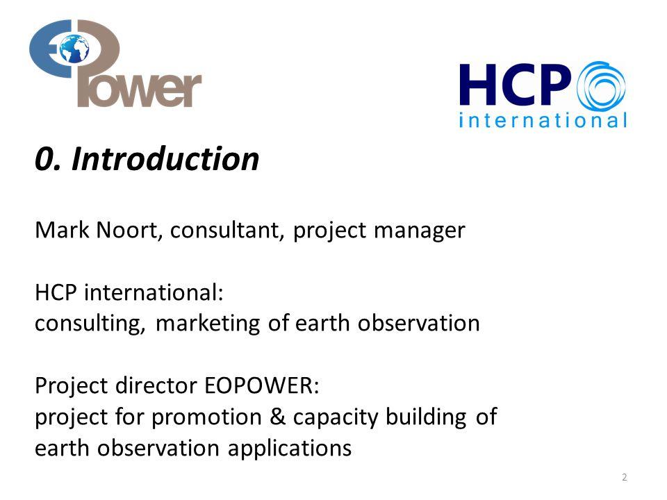 Further details: Contact: Mark Noort m.noort@hcpinternational.com www.eopower.eu www.hcpinternational.com 93