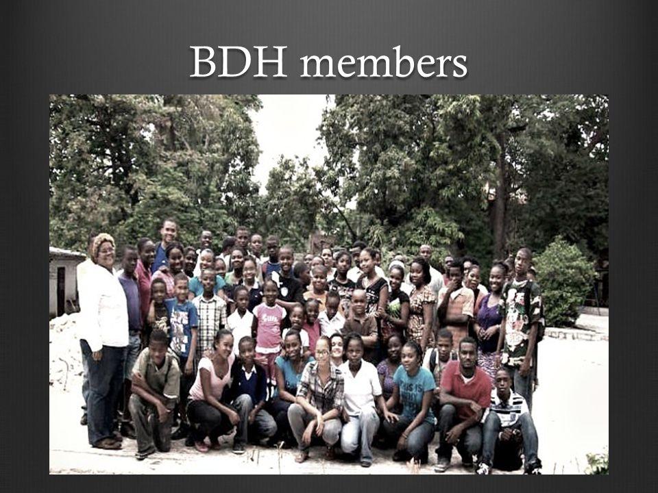 BDH members
