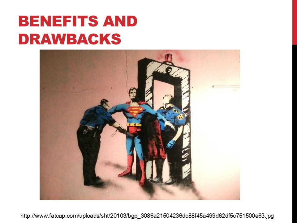 BENEFITS AND DRAWBACKS http://www.fatcap.com/uploads/sht/20103/bgp_3086a21504236dc88f45a499d62df5c751500e63.jpg