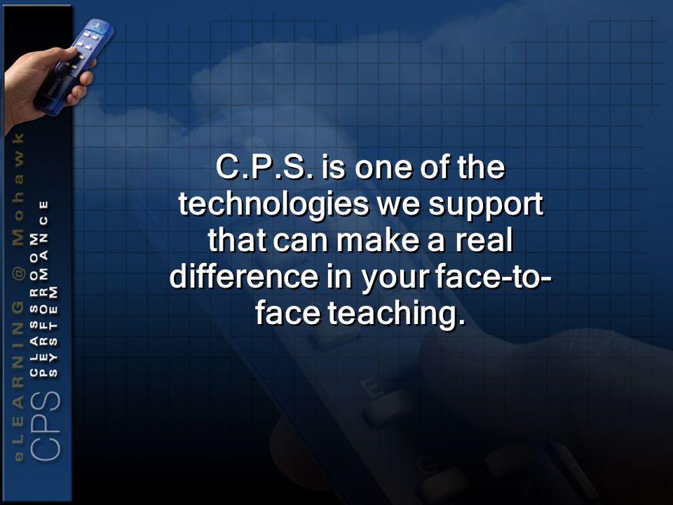 C.P.S.