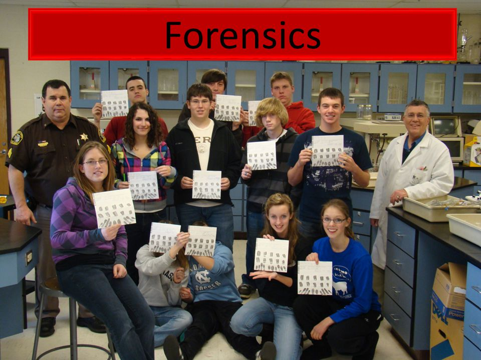 Course Description Forensic Science is an innovative and unique course for students to develop critical thinking and problem solving skills.
