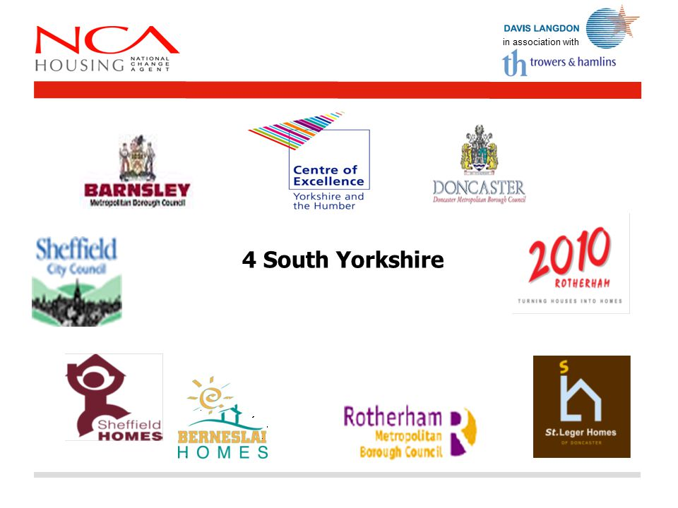 in association with 4 South Yorkshire