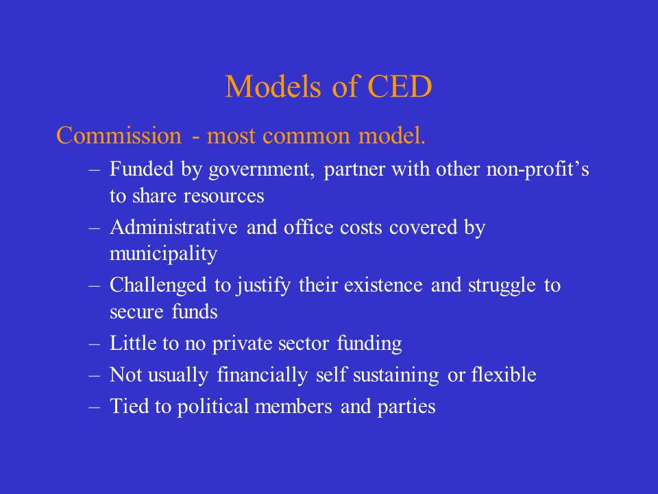 CED is not the destination but the journey itself! If not now…when? If not you…..who?