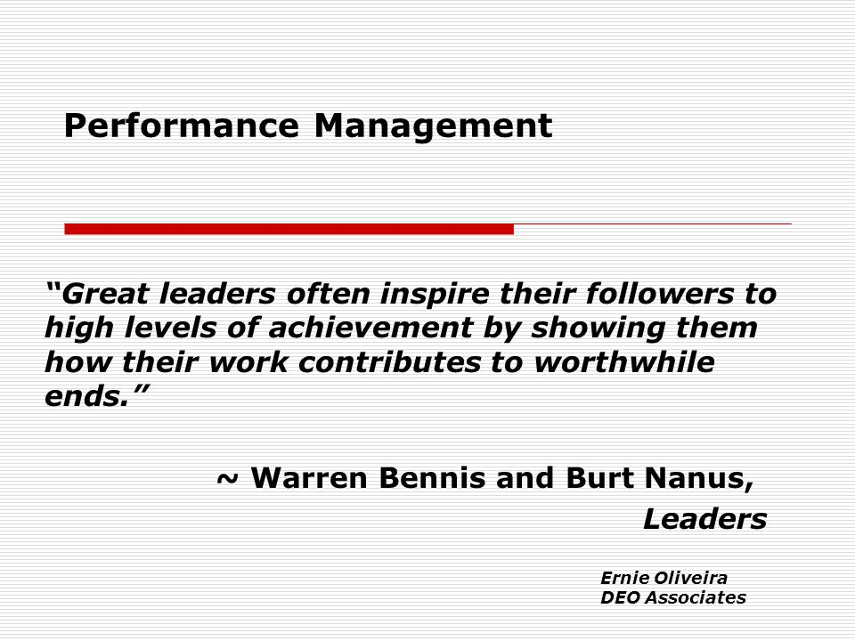 Performance Management When Giving Feedback, Avoid : Giving evaluative comments.