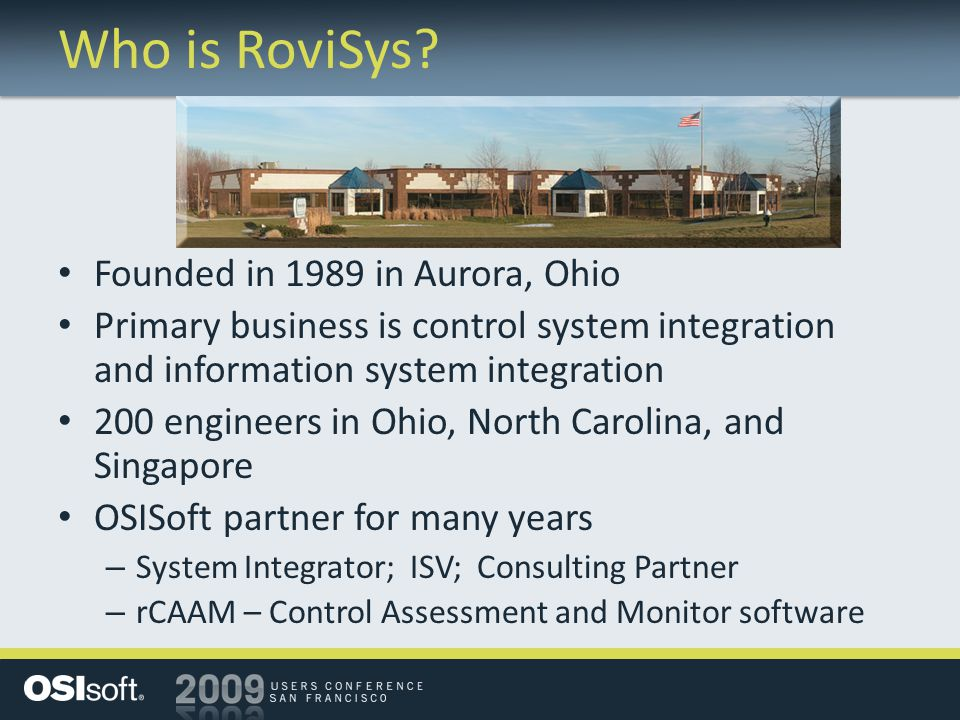 Who is RoviSys.