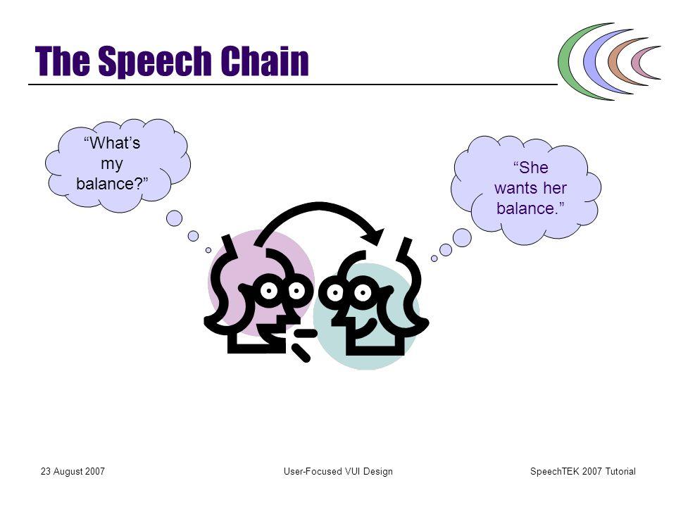 Speech, Language & Computers 101