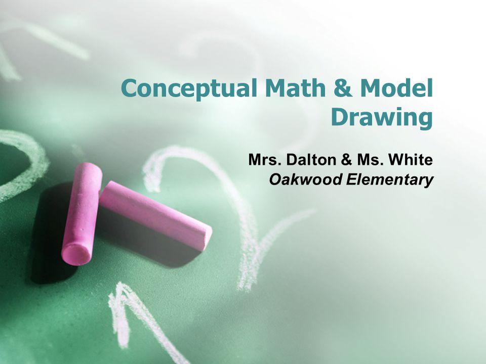 Model Drawing & Alternative Conceptual Strategies