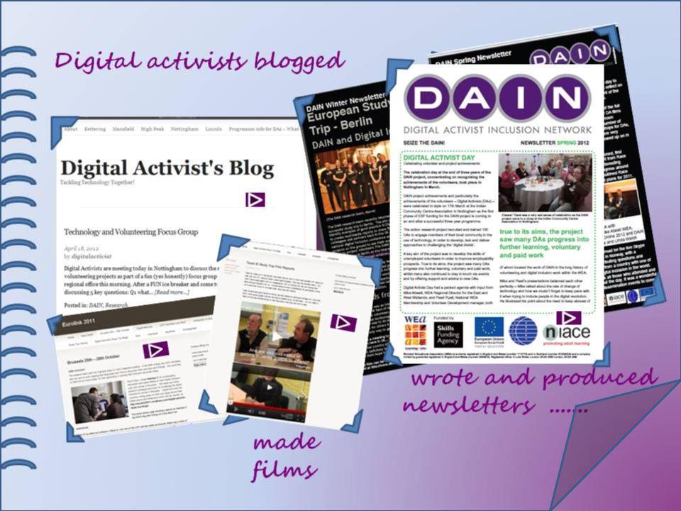 Launch movie What we did to 2010 European Year of Volunteering good practice movie Berlin Brussels.....