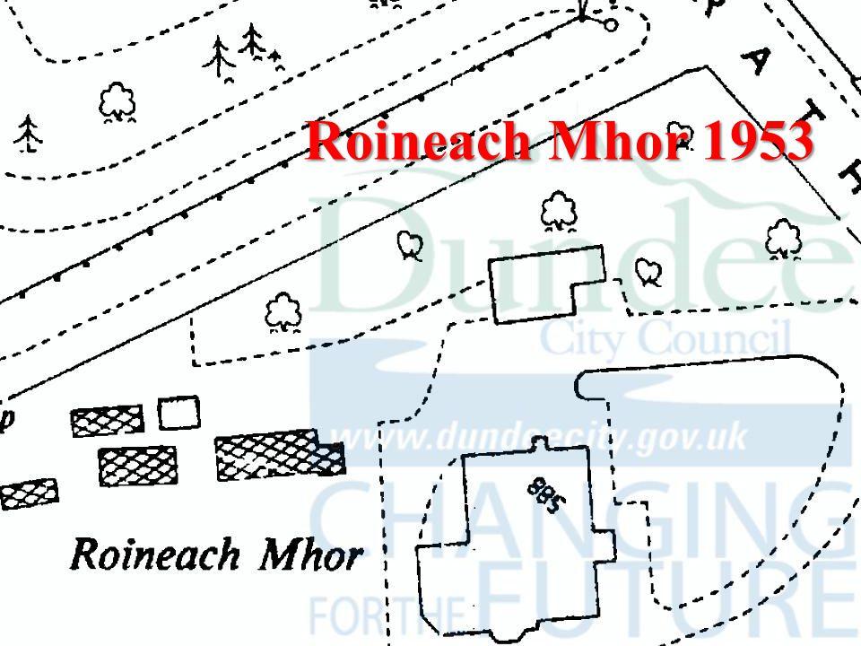 Roineach Mhor 1953