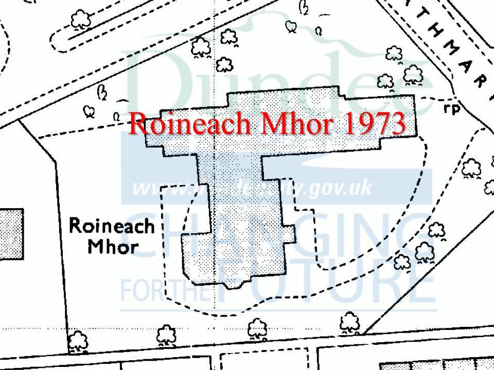 Roineach Mhor 1973
