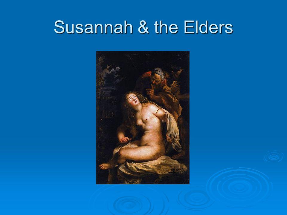 Susannah & the Elders