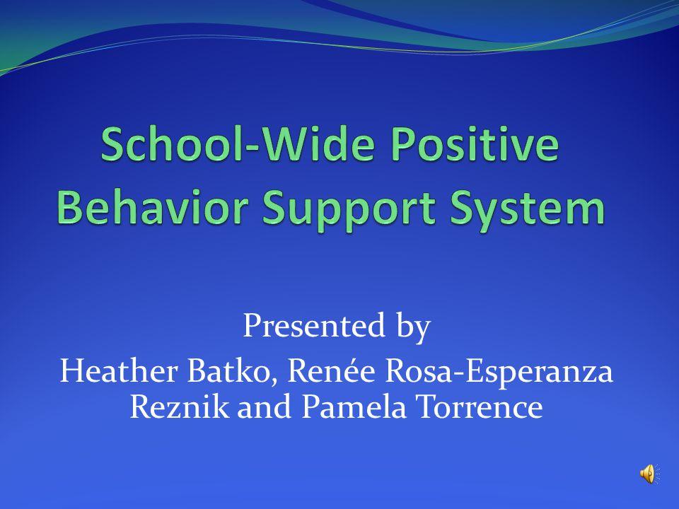 Presented by Heather Batko, Renée Rosa-Esperanza Reznik and Pamela Torrence