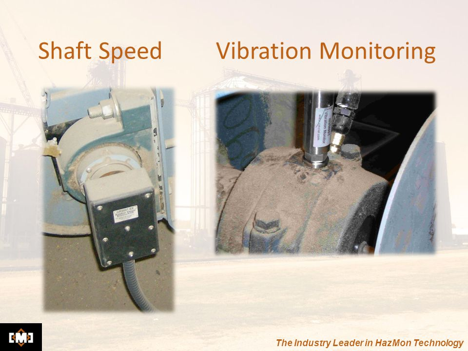 The Industry Leader in HazMon Technology Shaft SpeedVibration Monitoring