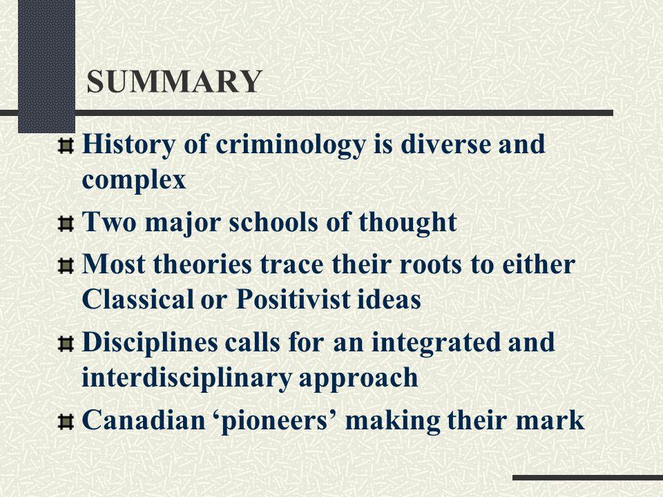 Paul and Pat Brantinghams … environmental criminology new emerging pioneers such as: … R.
