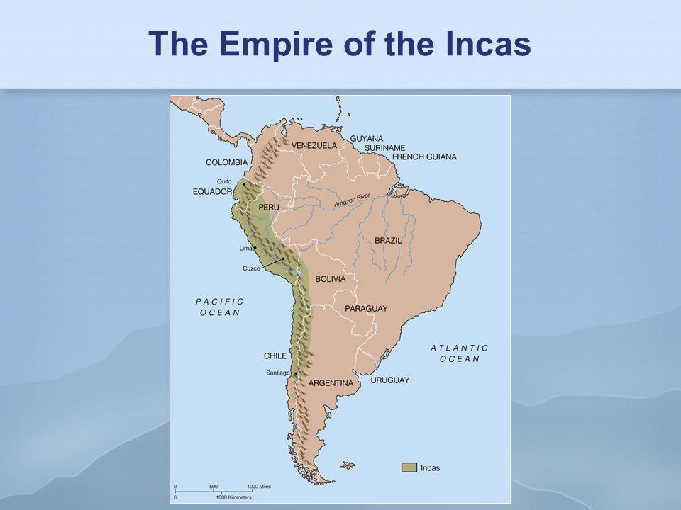 The Empire of the Incas