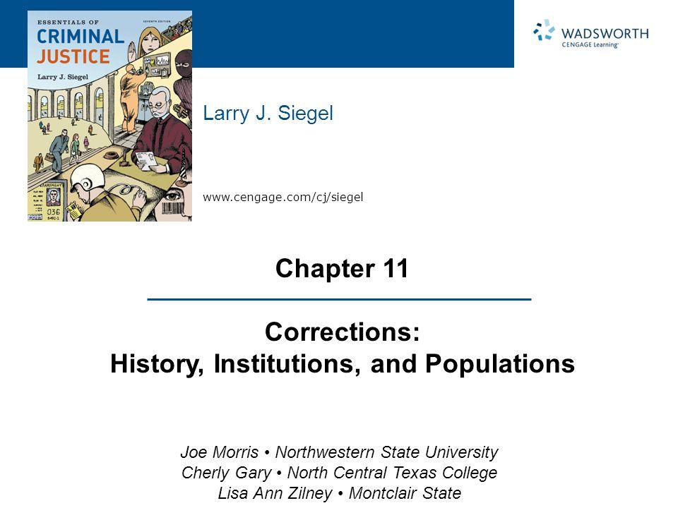 www.cengage.com/cj/siegel Larry J.