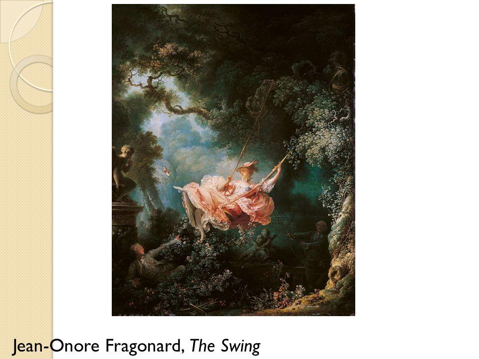 Jean-Onore Fragonard, The Swing