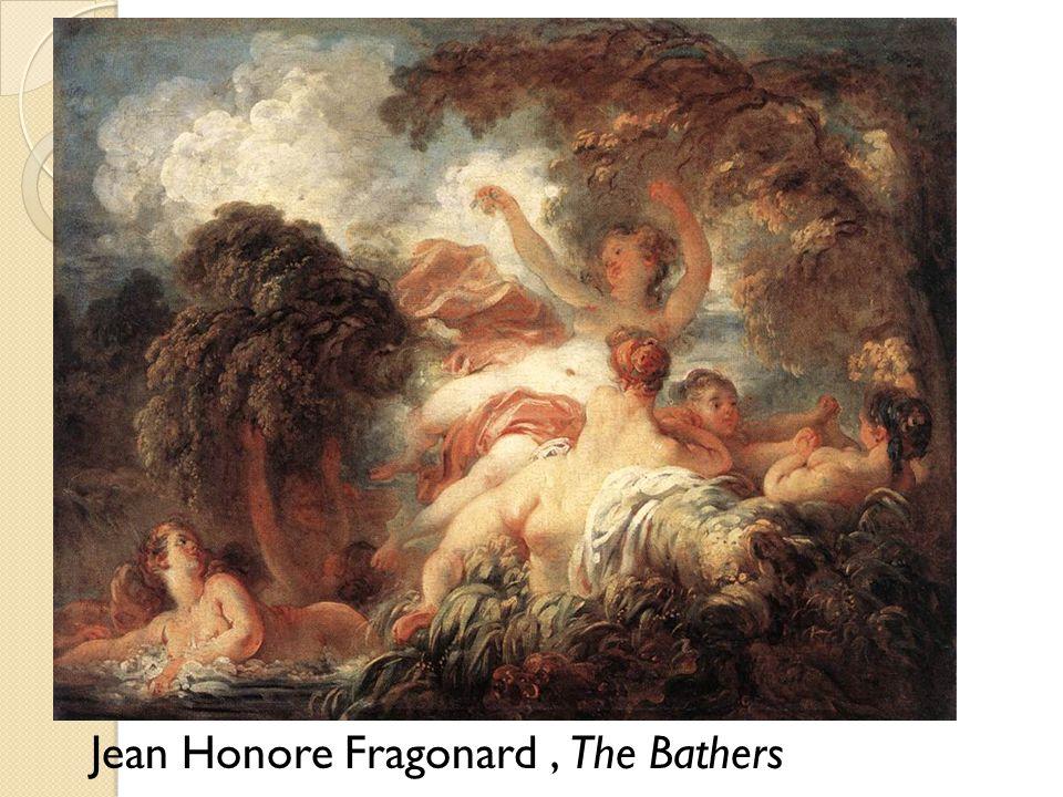 Jean Honore Fragonard, The Bathers