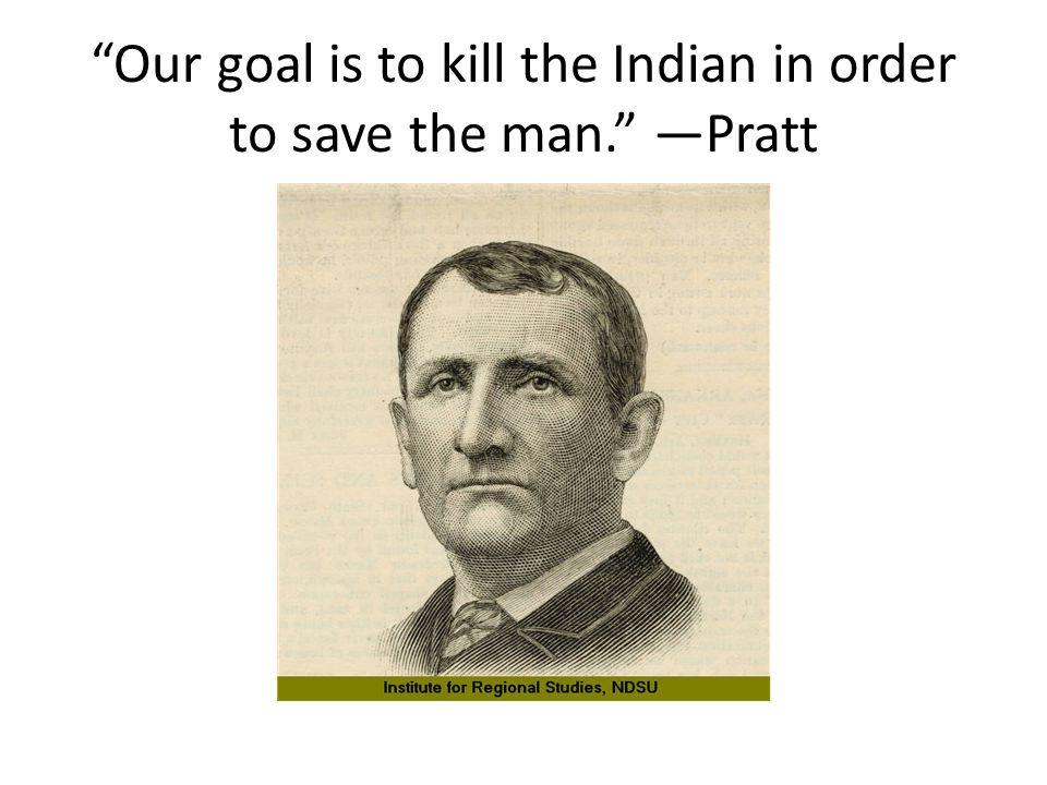 Pratt with Apache prisoners at St. Augustine, Florida