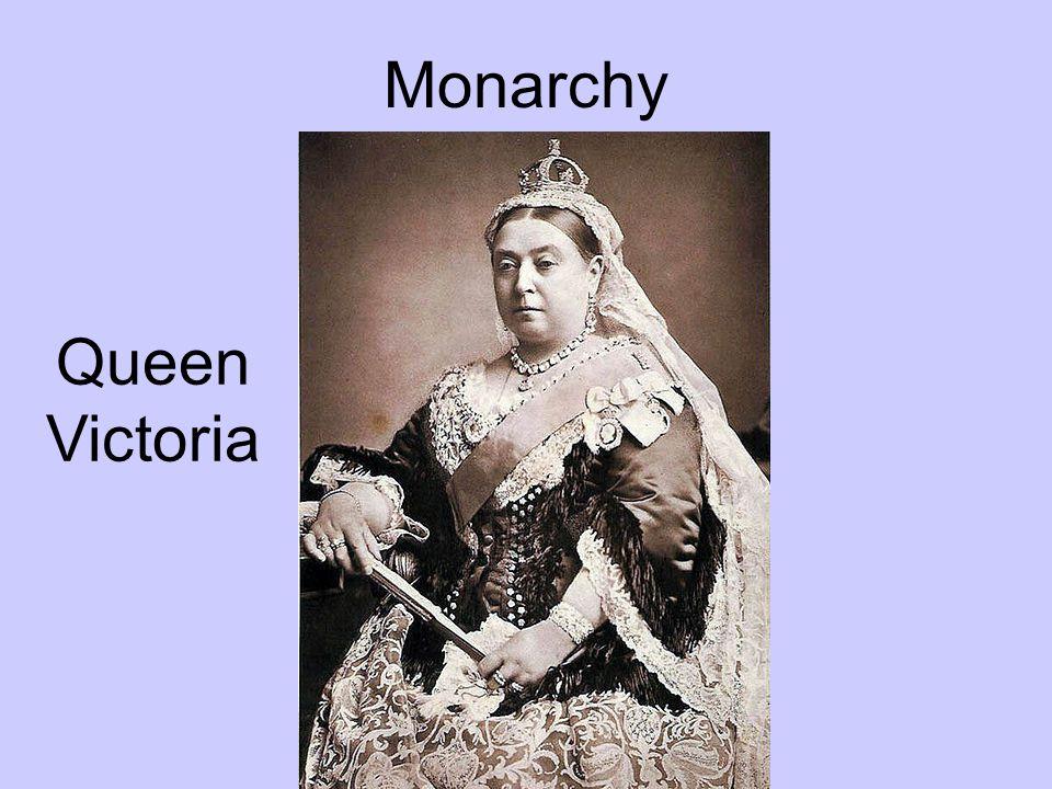 Monarchy Queen Victoria