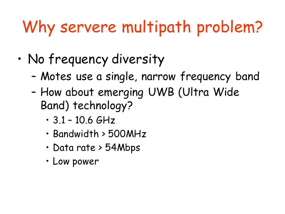 Why servere multipath problem.