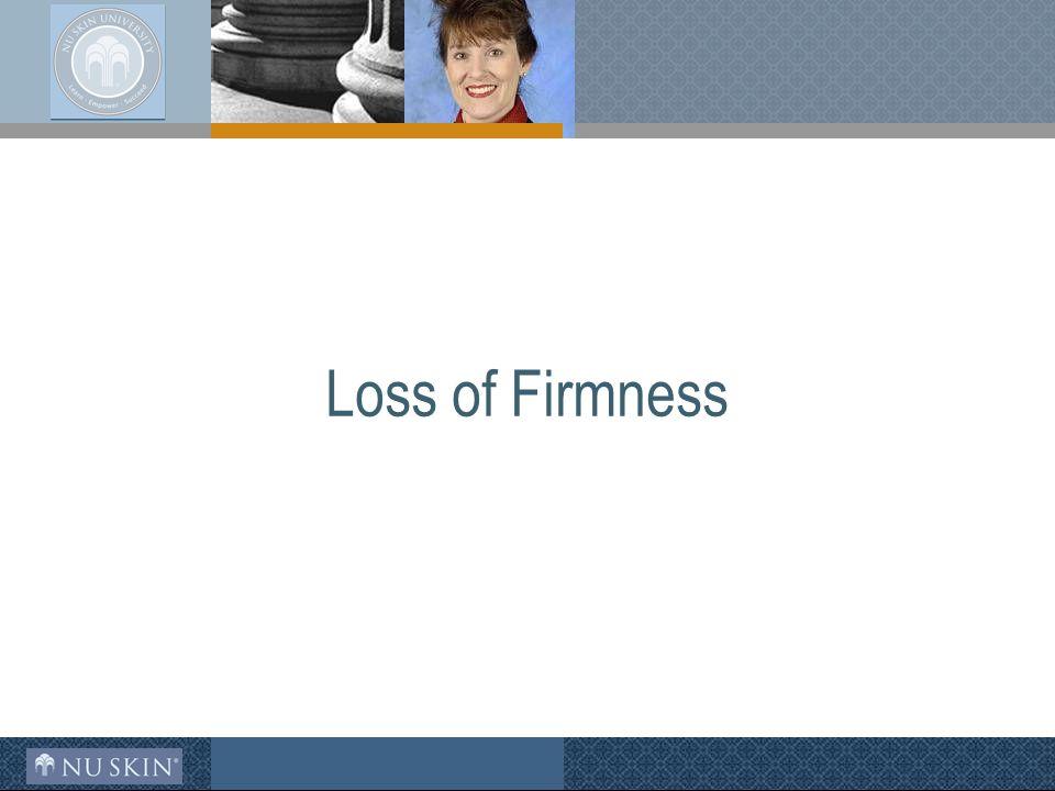 Loss of Firmness