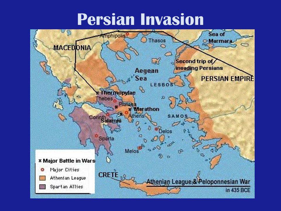 Persian Invasion