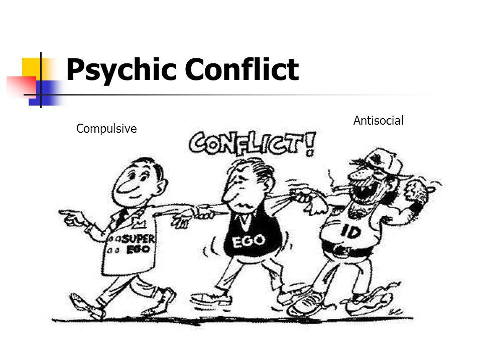 Psychic Conflict Antisocial Compulsive