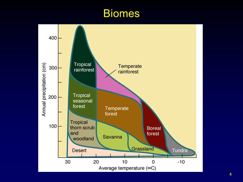 4 Biomes