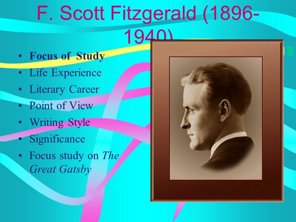 "scott fitzgerald ""The Sensible Thing"" by F. Scott Fitzgerald Essay essays written by f."