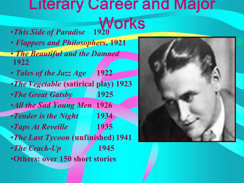 Focus Study on The Great Gatsby Character Analysis Jay Gatsby (James Gatz): Questions: 1.Do you think Gatsby is great.