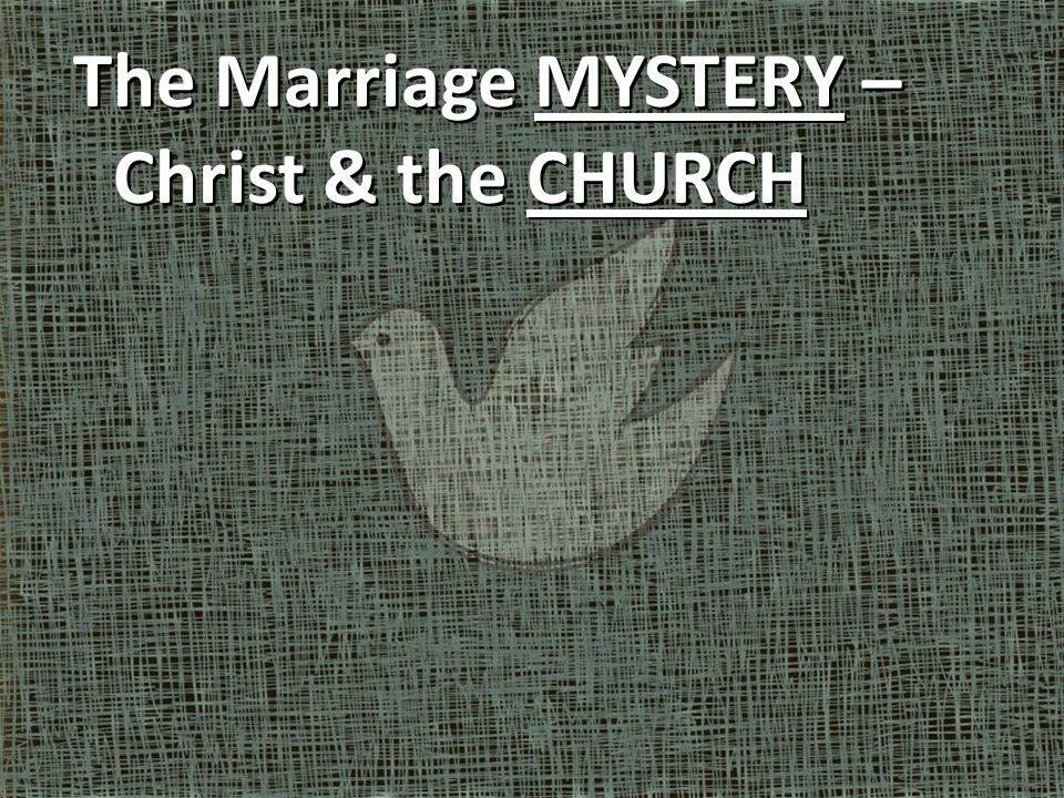 Husbands (Eph.5:25-30) A. AGAP É Your Wife B. SELF-Sacrificial Husbands (Eph.