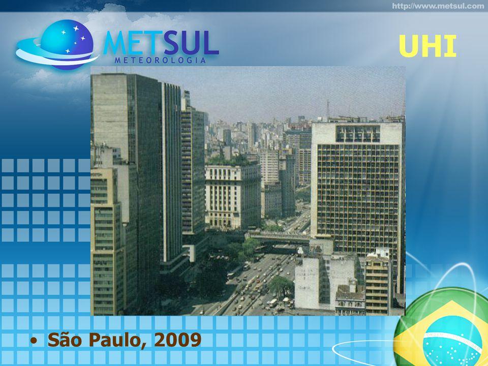 UHI São Paulo, 2009
