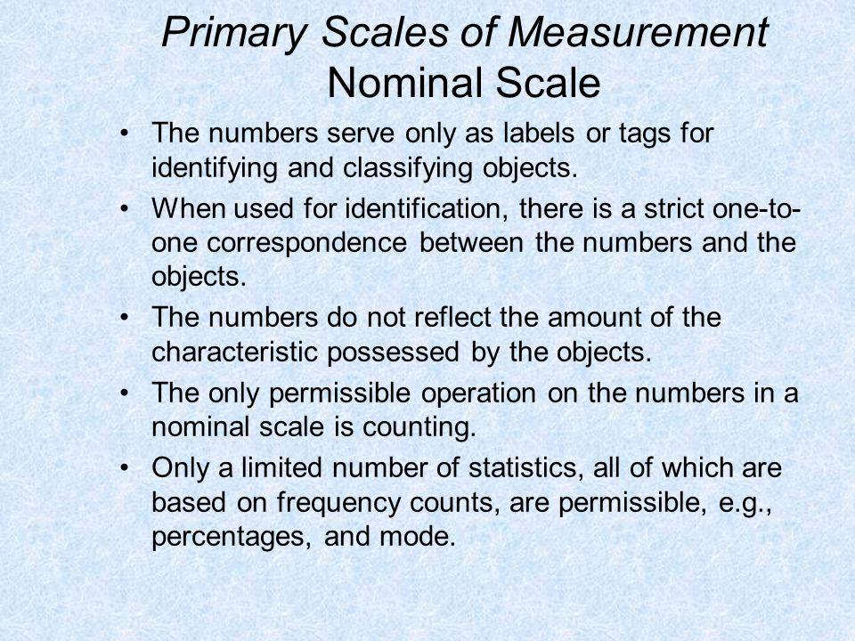 Scale Evaluation DiscriminantNomologicalConvergent Test/ Retest Alternative Forms Internal Consistency Content Criterion Construct GeneralizabilityReliabilityValidity Scale Evaluation